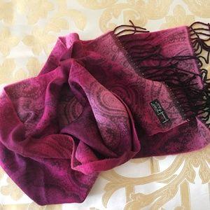 Pink / Magenta / Fuchsia Color Scarf